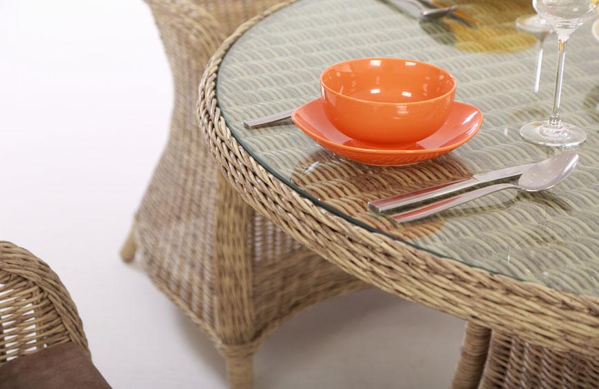 Критерии выбора мебели из ротанга